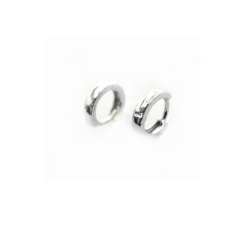 BR609 K白金耳環 特價2300元